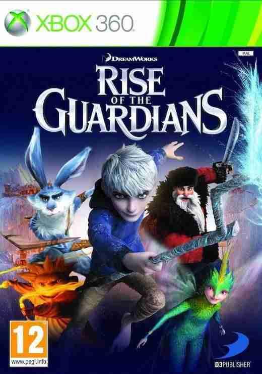 Descargar Rise Of The Guardians [MULTI][Region Free][XDG2][COMPLEX] por Torrent